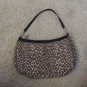 Leopard print, Le Sportsac purse
